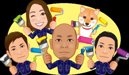 平田塗装防水株式会社(福島県会津若松市)の店舗イメージ