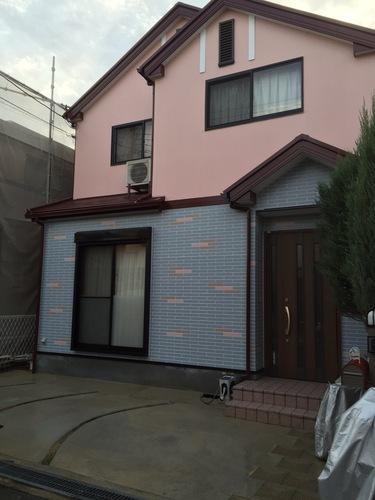 ペンキ屋ケンちゃん 栄進建装