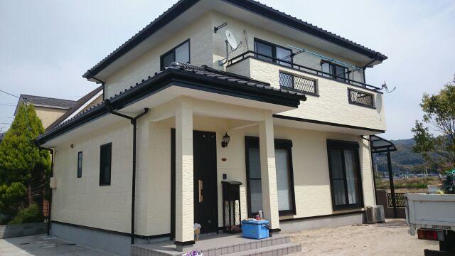 松永塗装(山口県岩国市)の店舗イメージ