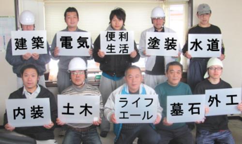 よしむら塗装(宮城県加美郡)の店舗イメージ