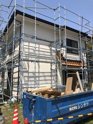 住宅塗装  OKP