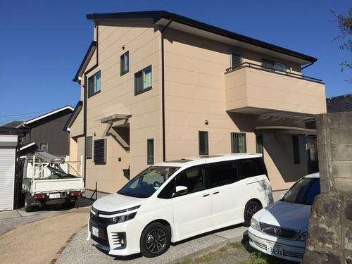 親方直接施工の坂木塗装(福岡県)の店舗イメージ